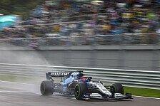 Formel 1 - Video: So erlebte George Russell die Qualifying-Sensation in Sotschi