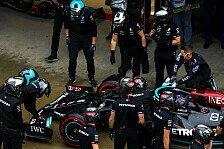 Formel 1 Ticker-Nachlese Sotschi: Mercedes verbockt Qualifying