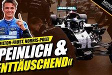 Formel 1 - Video: Hamilton crasht, Mercedes verpokert! Jetzt noch Motorstrafe?