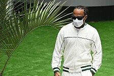 Formel 1: Sir Lewis Hamilton und seine Outfits