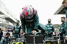 Vettel hadert mit dem Schicksal: Mehr Glück als Erfahrung