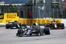 Formel 1, Gasly chancenlos: AlphaTauri patzt erneut bei Wetter