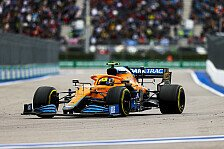 Formel 1 - Video: Formel 1 - McLaren: Hinter den Kulissen beim GP in Sotschi
