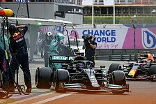 Motorenstrafe für Hamilton: Nicht ans Ende der Startaufstellung