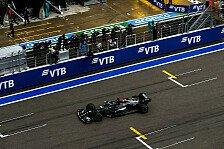 Formel 1 2021: Russland GP - Rennen