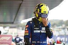 Formel 1, Norris am Boden zerstört: Es war meine Entscheidung