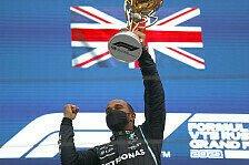 Formel-1-Rekordrallye 2022 am Ende? Hamilton: Habe keine Angst!