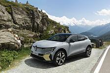 Renault Mégane E-TECH Electric: Erster seiner Art