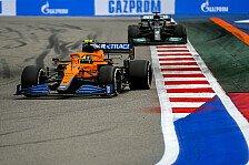Formel 1, Norris lernt aus Sotschi: Muss Kommunikation bessern
