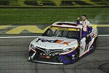 NASCAR 2021: Fotos Playoff-Rennen 4 - Las Vegas Motor Speedway