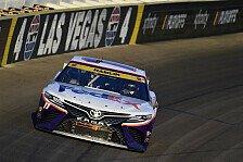 NASCAR 2021 Las Vegas Night Race: Großer Sieg für Hamlin