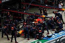 Formel-1-Boxenstopps machen Probleme: Red Bull schlecht wie nie