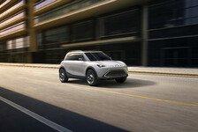 Smart Concept #1: Ausblick auf den neuen Elektro-SUV