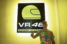 Neuer Fahrer für Valentino Rossis VR46 Academy