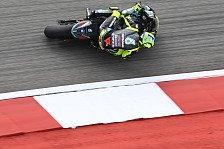 MotoGP-Fahrer fluchen über Austin: Witz, Albtraum, gefährlich!