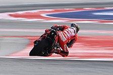 MotoGP Austin: Alle Stimmen zum Qualifying-Samstag