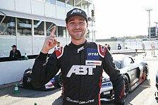 Kelvin van der Linde: DTM 2022 mit Abt Sportsline offiziell