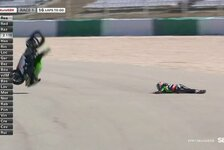Superbike WM Portimao: Razgatlioglu siegt, Rea stürzt