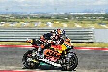 Moto2-WM wieder offen: Fernandez siegt, Gardner fällt aus