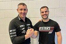 Romano Fenati steigt 2022 wieder in Moto2 auf