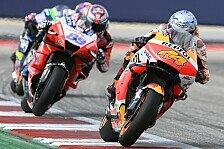 MotoGP: Live-Ticker, Videos & News aus Austin