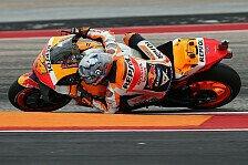 MotoGP - Austin: Alle Stimmen zum Marquez-Triumph