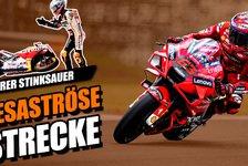 MotoGP - Video: MotoGP greift durch: Austin-Neuasphaltierung oder kein Rennen