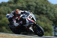 WSBK Portimao: Van der Mark und BMW gewinnen Superpole-Rennen