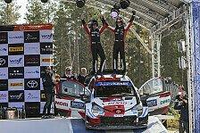 WRC Rallye Finnland 2021: Alle Fotos vom 10. WM-Rennen