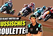 MotoGP - Video: Wildes Austin: Aufregung um Strafen und Horror-Crash