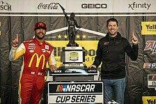 NASCAR 2021: Fotos Playoff-Rennen 5 - Talladega Superspeedway