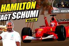 Formel 1 - Video: Knackt Hamilton auch Schumis letzte Formel 1-Rekorde?