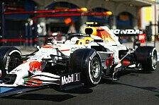 Formel 1: Red Bulls Spezialdesigns & Tarnlackierungen