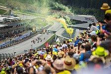 MotoGP 2022: Österreich-GP am 21. August auf neuem Layout