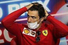 Formel 1 Türkei, Sainz verflucht Strafe: Ausgerechnet hier