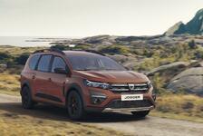Dacia Jogger: Ein siebensitziges Crossover