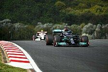 Formel 1 Türkei 1. Training, Hamilton: Strafe und Rekordrunde