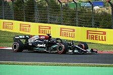 Formel 1, Türkei FP2: Hamilton vorne, Red Bull hinter Ferrari