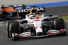 Formel-1-Trainingsanalyse: Was ist mit dem Verstappen-Auto los?