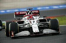 Formel 1, Räikkönen-Flasche leckt: Wie schwer kann es sein?