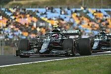 Langsamer als Stroll: Sebastian Vettel versinkt im Hinterfeld