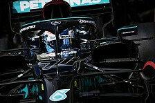 Formel 1 Türkei: Freie Fahrt für Bottas nach Hamilton-Strafe