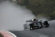 Formel 1 Türkei: Gasly gewinnt nasse Qualifying-Generalprobe