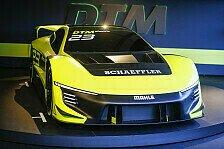 DTM Electric: Rennauto für neue Serie in 2023