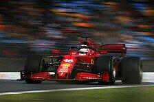 Formel 1, Türkei - Ferrari mit Glück: Setup-Poker geht auf
