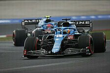 Formel 1, Alonso behindert Ocon & entkommt Gelb-Strafe
