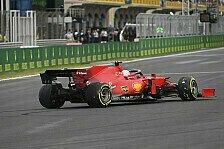 Formel 1 - Video: Formel 1: So verspielte Ferrari Leclercs Podium