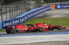 Formel 1, Ferrari: Neue Power Unit hat einige Plätze gebracht