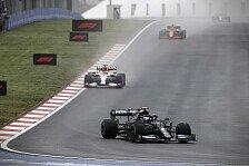 Formel 1 Ticker-Nachlese Türkei: Stimmen zum Regenrennen