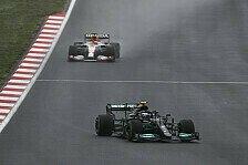 Formel 1, Türkei: Bottas siegt, Mercedes versaut Hamilton P3